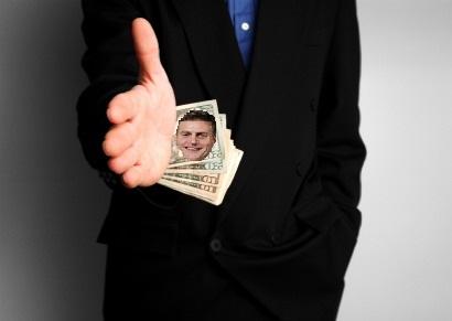 money-in-sleeve