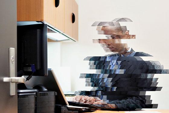 shakey-typing