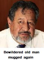 poor old pita