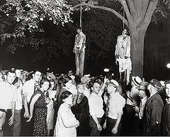 Lynching - a way to be social