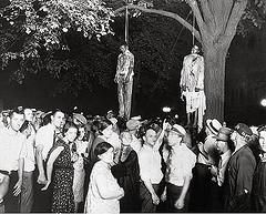 Lynching - a way to be social