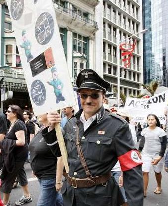 am i pro or anti nazi