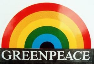 greenpeace-schrift