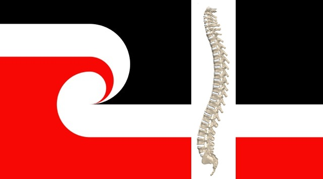 maoriflag with spine 1