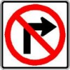 no-right-turn