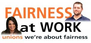 Fairness at work