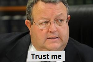 gerry brownlee trust me
