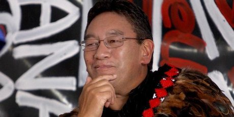 Hone Harawira Mana Party conference