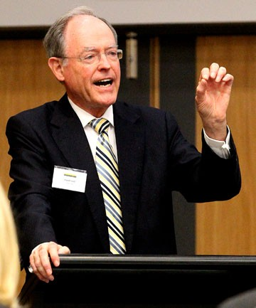 Former RBNZ Governor and Nat and Act Party leader Don Brash