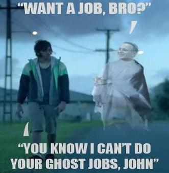 ghost jobs