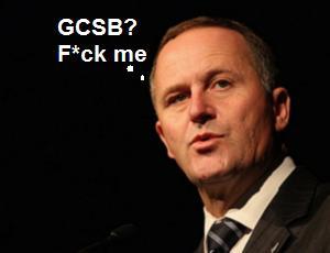 GCSB Key