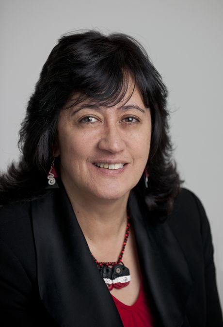 Mana Party president Annette Sykes