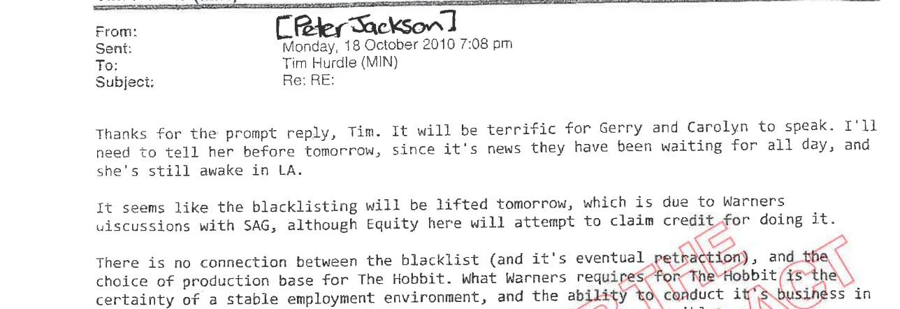 Jackson email