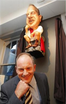 david shearer backbencher puppet