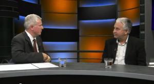 Selwyn Manning interviews Alan Johnson