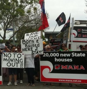 Glen Innes housing protest