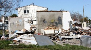 State Houses demolished in Hastings, as reported October 2012