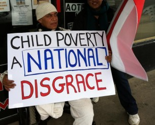 child poverty a national disgrace