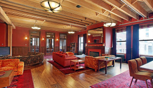 Peter Jackson's New York penthouse for sale
