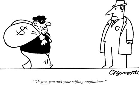 crook-regulations