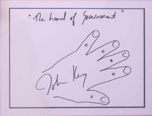 Key's Hand of Government
