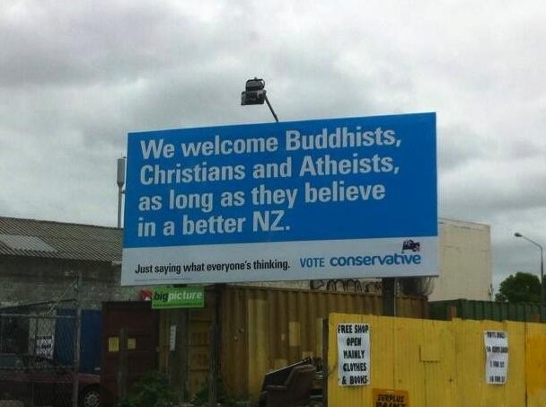 Conservative billboard cropped