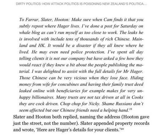 plot to harm nicky harger copy