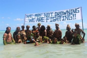climate change pacific