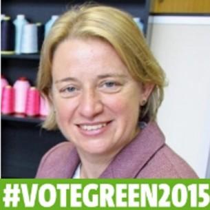 Vote Green UK 2015 Bennett