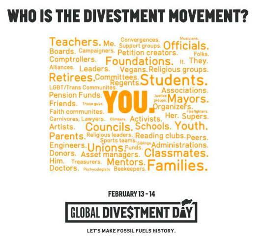divestment day