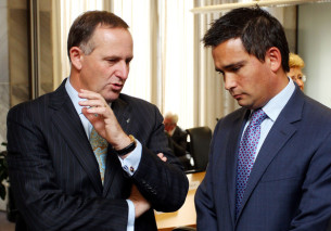 de Joux says to go for the confusion technique. I'll play it as leader of the party and you say there was nothing wrong with a Ministerial request for data,  and then stay schtum. Got it?