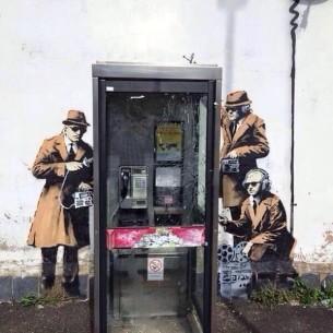 Banksie GCSB poster