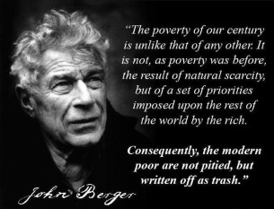 the modern poor are written off as trash
