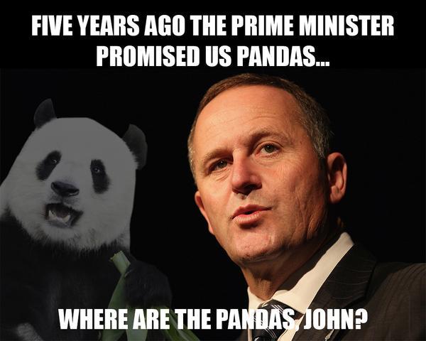 Pandagate