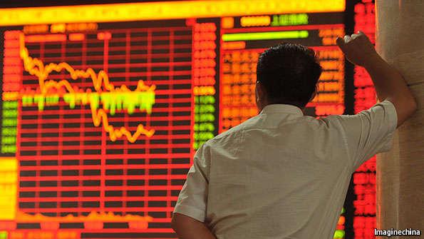 China share market crash