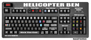 Helicopter Ben's keyboard