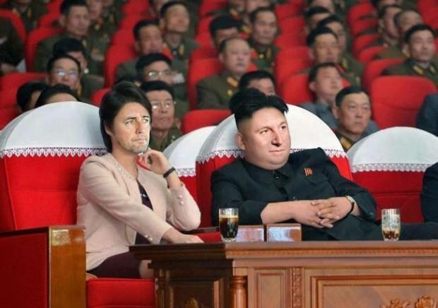 John key mike Hosking North Korea