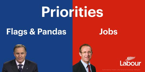 Labour priorities key little