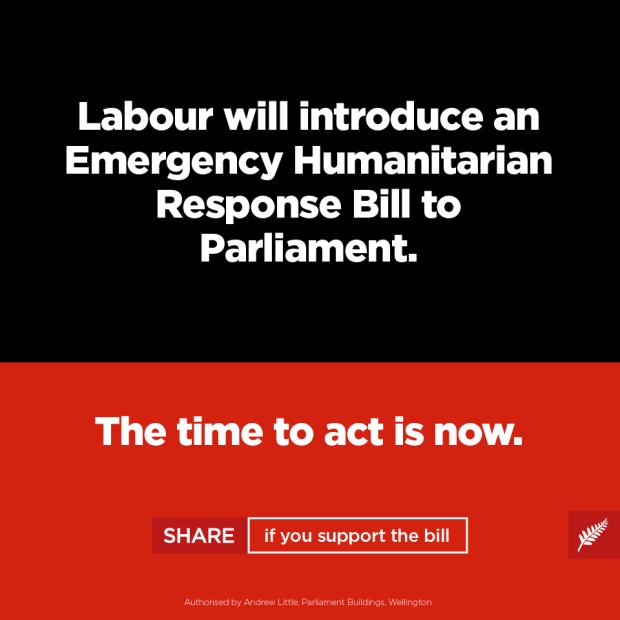 Labour refugee bill