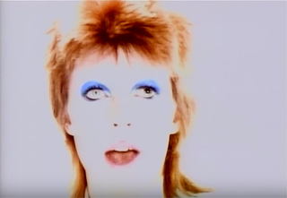 bowie life on mars