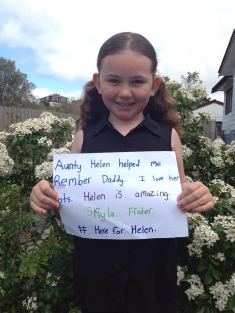 Here for Helen 2
