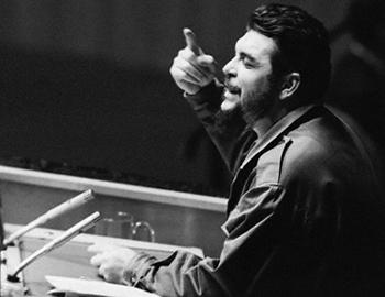 Che Guevara at the UN2