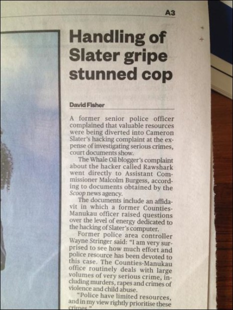 Herald article Slater Fisher Hager