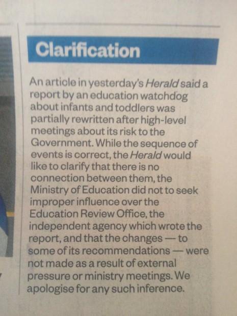 Herald war room clarification