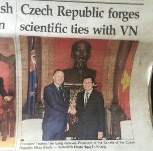 key Czech