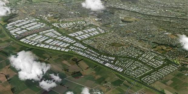 greenfield development