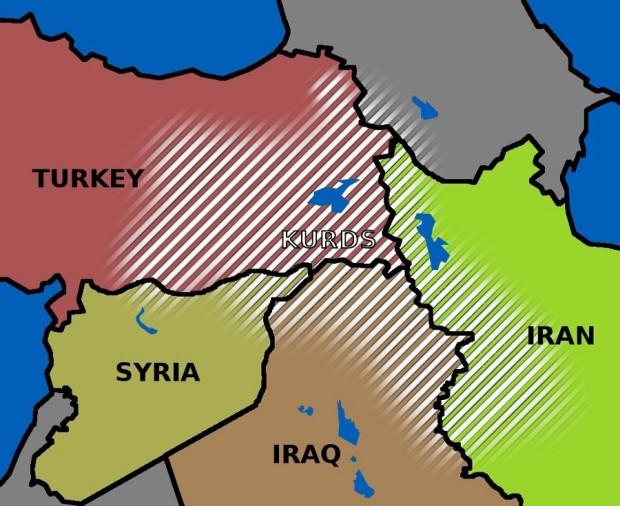 Saker Kurds