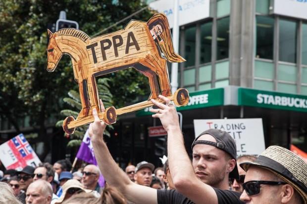 TPPA trojan horse
