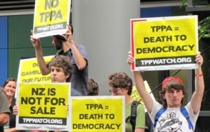 tpp death to democracy