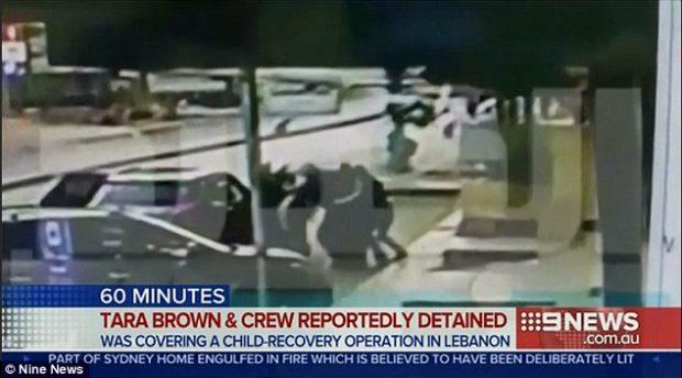 Channel nine lebanon child abduction